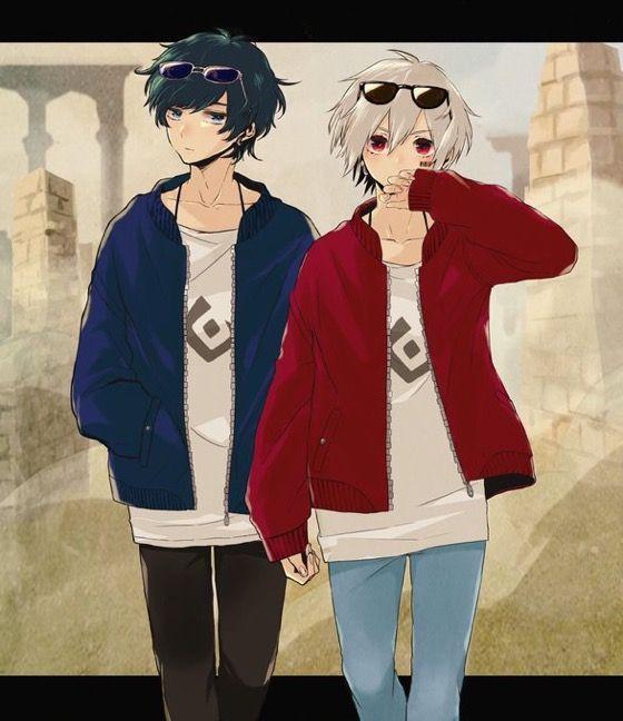 Soraru & Mafumafu