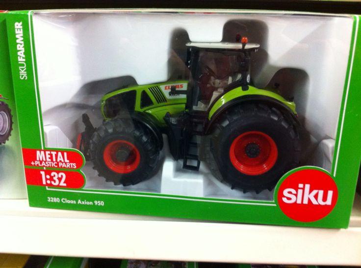 Claas Traktor von Siku, Maßstab 1:32