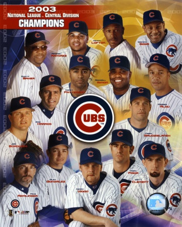 2003 NL Central Champions