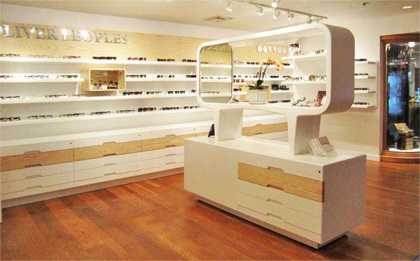 Oliver Peoples Optical Shop