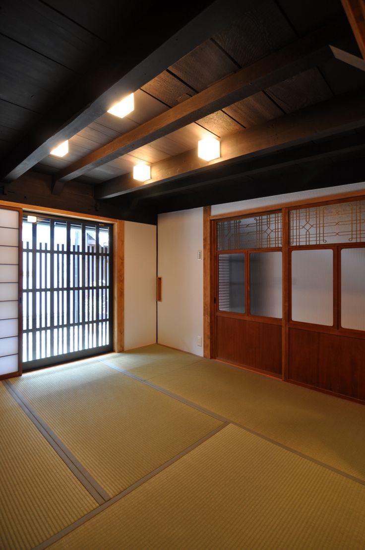 #machiya #renovation #kyoto