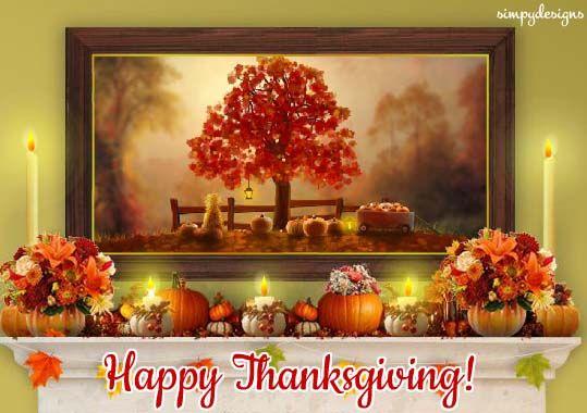 Bounty seasons greetings of Love, Joy & #Gratitude to kindle the spirit of thanksgiving! #HappyThanksgiving #Thanksgiving #Ecard #Wishes. www.123greetings.com