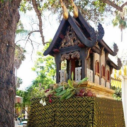 10 best thai spirit houses images on pinterest blueprints for thai spirit house plans google search malvernweather Choice Image