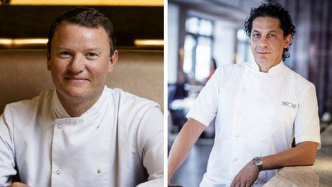 Francesco Mazzei and Theo Randall confirmed for Bellavita 2017