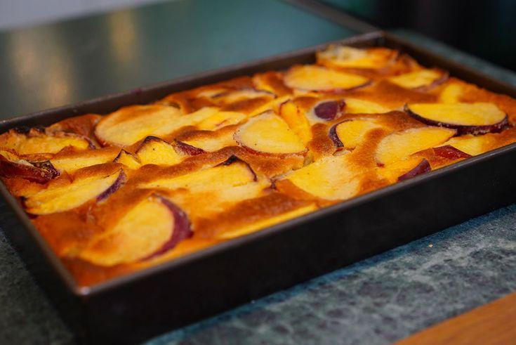 Ma recette star de l'été, le clafoutis ! Un dessert extremely facile à réa…