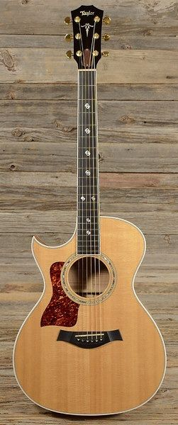 TAYLOR Left-Handed 612CS Natural 1996 Acoustic