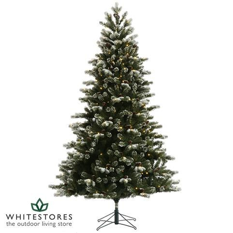 Give your home a stunning wintery look this Festive Season with our 7ft Scottsdale Pine Pre-Lit Artificial Christmas Tree. http://www.whitestores.co.uk/christmas/artificial-christmas-trees/7ft-artificial-christmas-trees/noma--7ft-scottsdale-pine-prelit-123-artificial-christmas-tree__7588.aspx #CountdownToChristmas #ChristmasTree #XmasTree #Christmas #Xmas #Christmas2015 #Xmas2015 #whitestores
