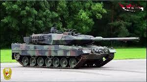 Hasil gambar untuk tank leopard tni