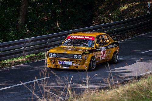 Bergrennen Eichenbühl - Fiat 128 Coupe
