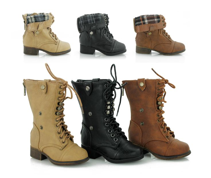 12 best images about madden girl combat boots on Pinterest ...