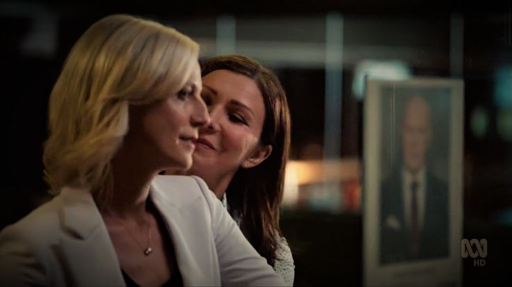 Bianking at the office ❤️ Janet King and Bianca Grieve