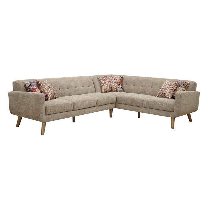 Best 25+ Midcentury sectional sofas ideas on Pinterest Sectional - contemporary curved sofa