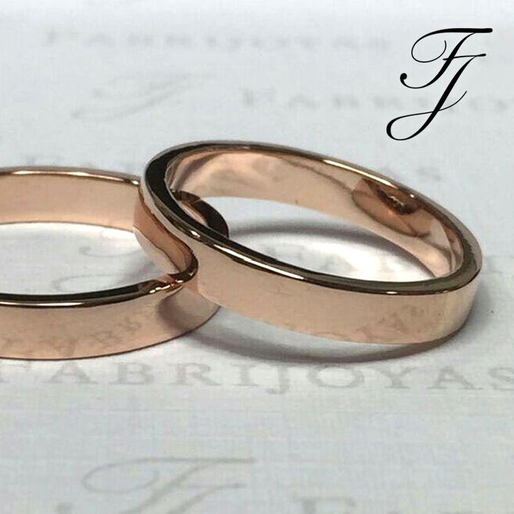 Para mayor comodidad, los novios deben considerar la compra de una Argolla de Matrimonio donde el interior del anillo es curvado o con bordes redondeados.  #ArgollasDeMatrimonioCali #ArgollasDeMatrimonioColombia #WeddingBandsColombia