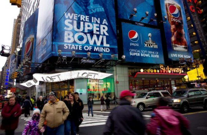 #SuperBowl XLVIII: New York è pronta, l'America anche