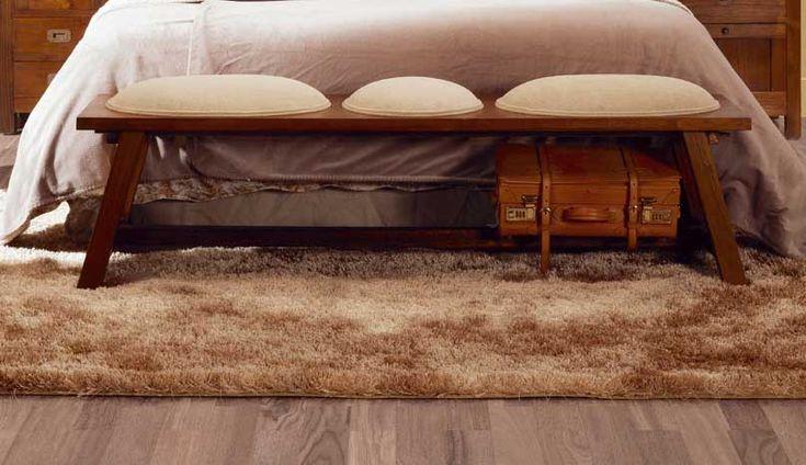 Dekorative Bettbank STAR. Ihr Online-Shop für originelle und elegante Fußbänke mit Design.