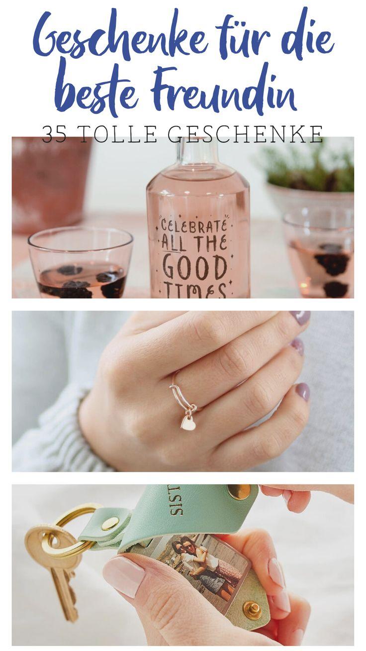 Besondere Geschenkideen Für Beste Freundin Geschenk