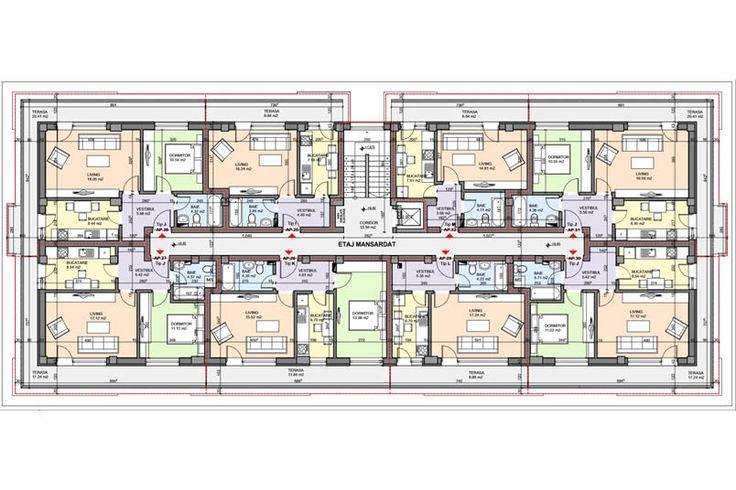 Garsoniere, 29 mp, Arena Residence - DezvoltatorImobiliar.ro