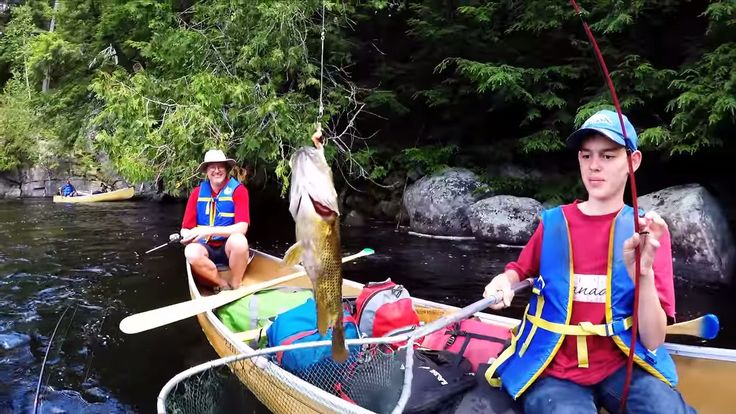 Algonquin Park Canoe Trip 2016 to Gem Lake and Rock Lake