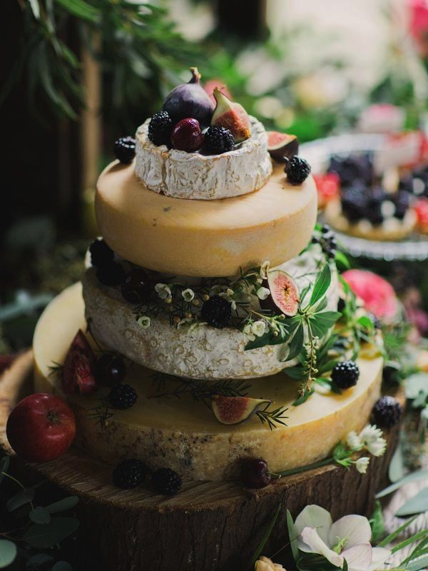 65 best Cheese wedding cakes images on Pinterest Cheese wedding