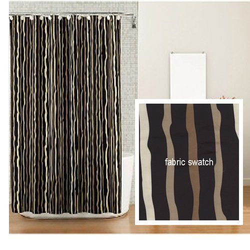 Curtains Ideas beige and brown curtains : 17 Best images about Shower Curtains on Pinterest | Queens new ...