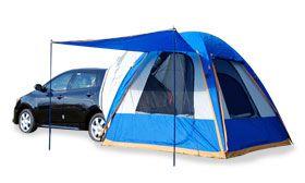 2005 Pontiac Vibe Napier Sportz Dome to Go Tent, Car Tents, Hatchback Tents