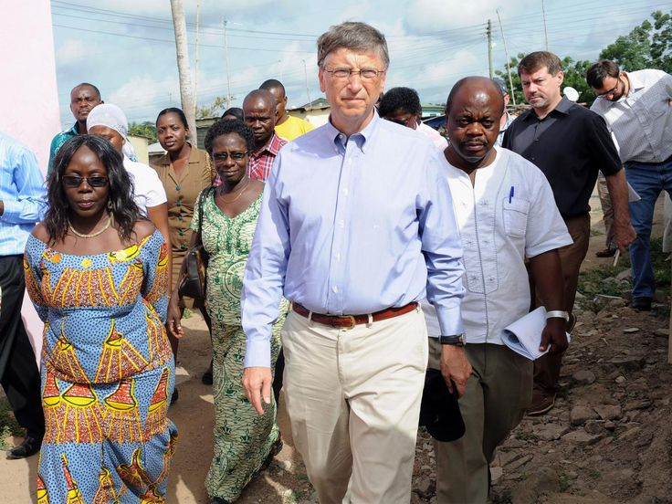 Gates Foundation accused of 'dangerously skewing' aid priorities by promoting 'corporate globalisation' | World Politics | News | The Independent