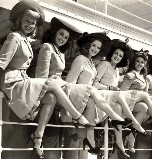 441 best 1940s in pictures images on Pinterest