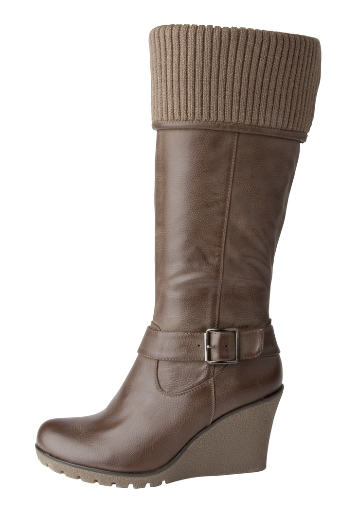 Name: Knitted Wedge  Item Number: 2639415533  Price: £48  Size Range: 2-10