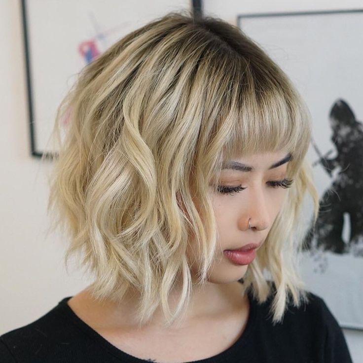 50 Latest Shag Haircut Variations Trendy in 2020 | Modern shag haircut, Bob haircut with bangs ...
