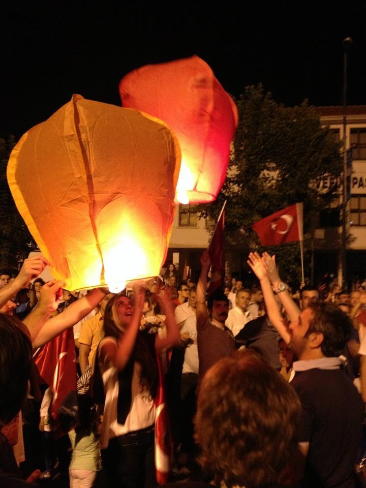 Bursa'nin dileği: Tayyip istifa