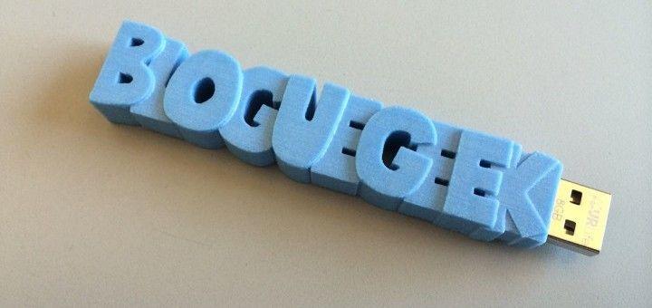 Clé USB personnalisée imprimée en 3D de FormURLife http://bloguedegeek.net/2014/03/17/cle-usb-personnalisee-imprimee-en-3d-de-formurlife/
