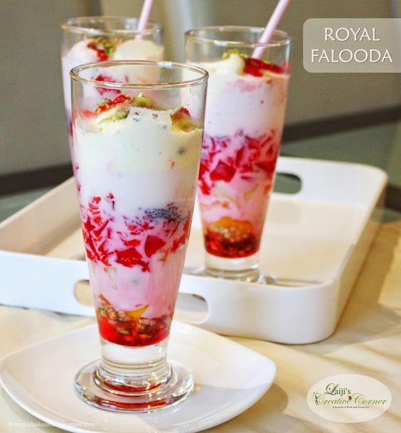eat more- Laiji's Creative Corner: Royal Falooda