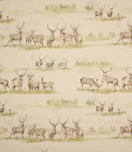 Made to Measure Voyage Decoration Moorland Stag Fabric / Linen