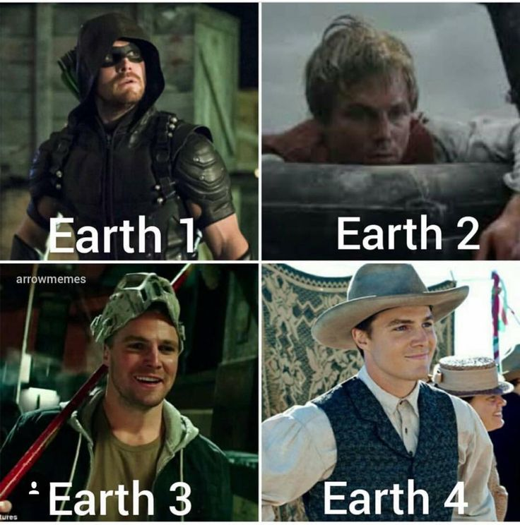 """Arrow Memes selection from Stephen Amell facebook page """