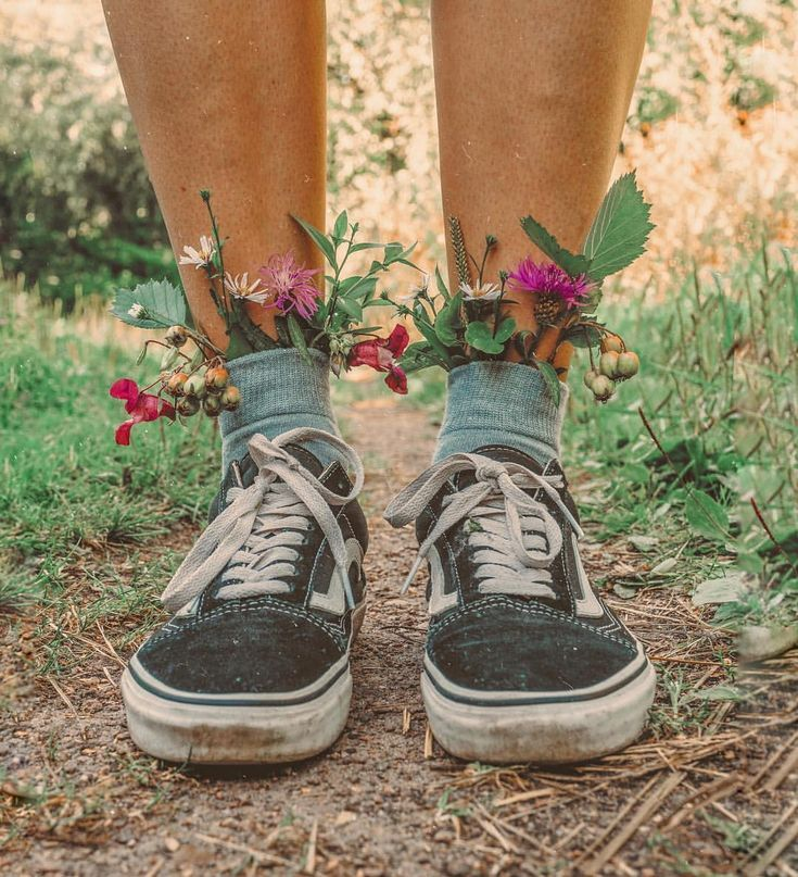 Idées de photos Instagram fleurs d'été nature
