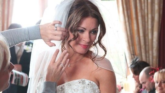Carla Connor - Alison King - Coronation Street - ITV