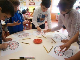 LA CLASE DE MIREN: mis experiencias en el aula: Proyecto LAS SETAS