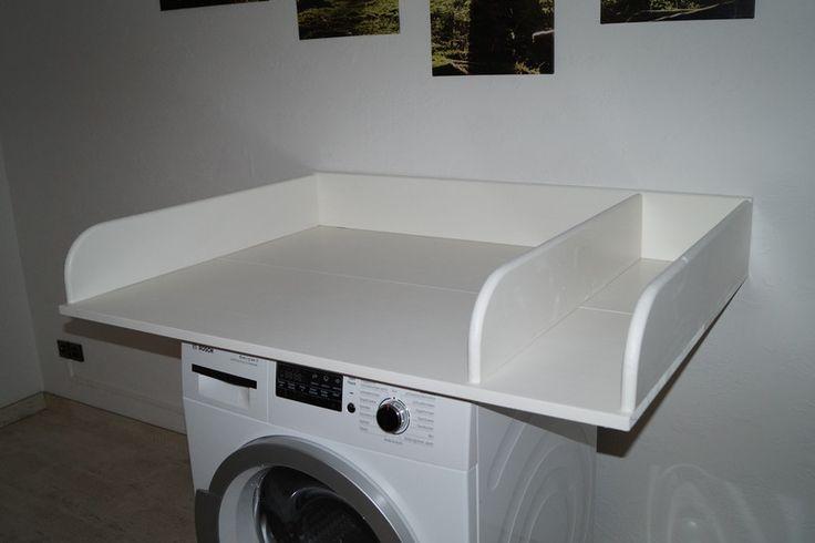 die besten 25 wickelaufsatz waschmaschine ideen auf pinterest wohnungseinrichtung liste h he. Black Bedroom Furniture Sets. Home Design Ideas