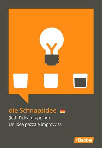 Le mie parole tedesche preferite - Babbel.com