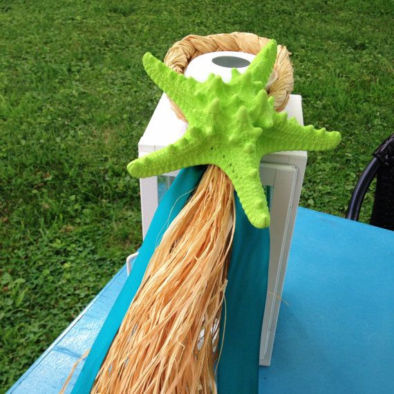 Knobby Starfish Aisle Markers Chair Markers by UrbanElementsDesign, $16.50