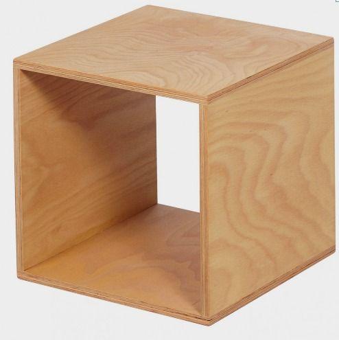 MONOQI | Tojo-Cube Table/Stool