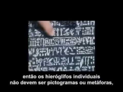 CARL SAGAN - Pedra de Roseta (Champollion) - YouTube