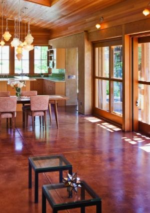 How To: Stain Concrete