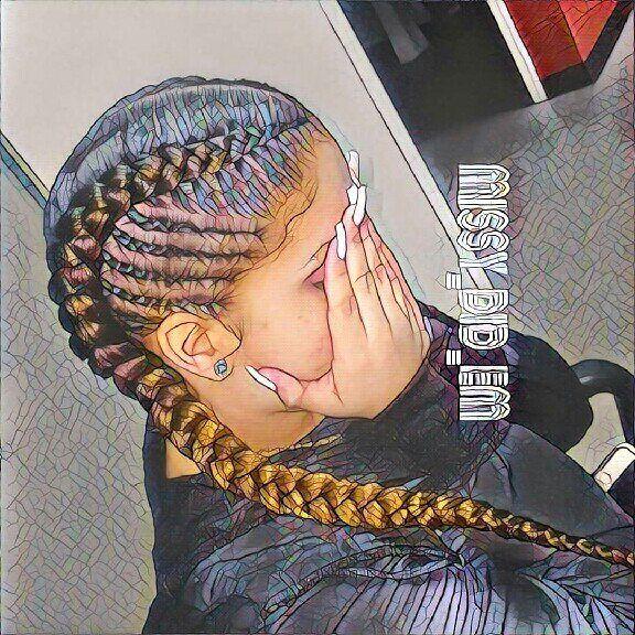 Art  #braids #braiddesigns #feedinbraids #goddessbraids #ghanabraids #extensions #protectivestyles #houstonbraids #houstonbraider