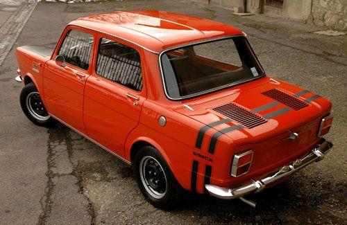 Simca 1000 Rallye | Straightspeed had deze auto voor zo een 3 maanden snel weer  doorverkocht.