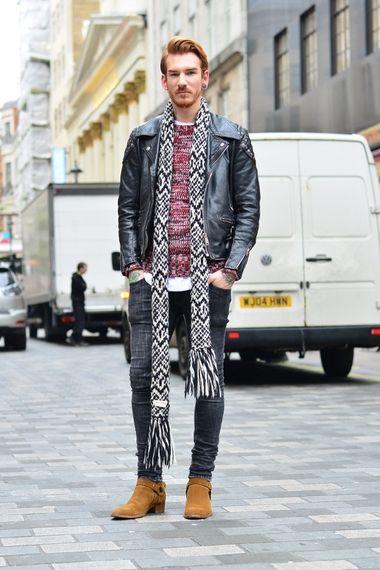 уличный стиль Лондона Добавлено TheNyanziReport