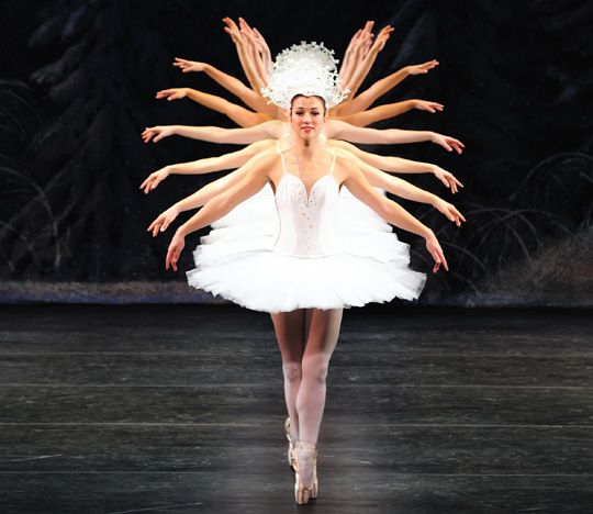 The State Theatre Ballet's Nutcracker is always a feast for the eyes