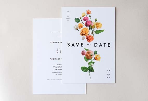 Wildflower Wedding Collection via Lisa Hedge