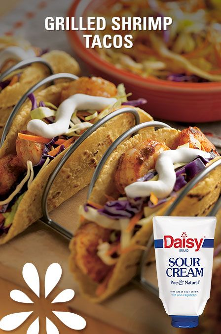Put another shrimp on the barbie this Easter and grill up these tasty tacos for a fresh twist on holiday tradition.
