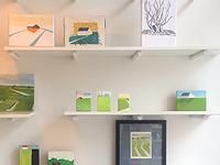 lotje meijknecht | grafiek en klein werk van de slootjesschilder